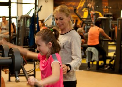 Junior Fitness